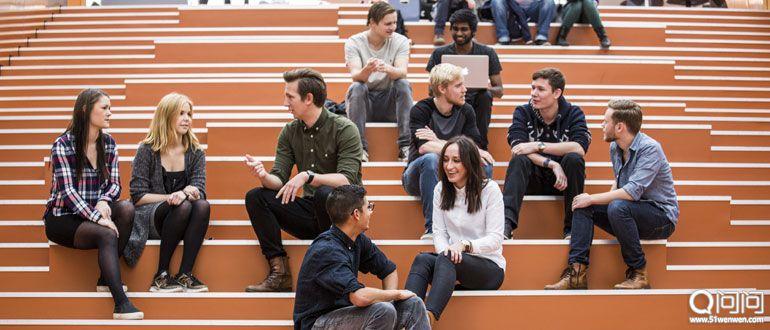 南丹麦大学学生