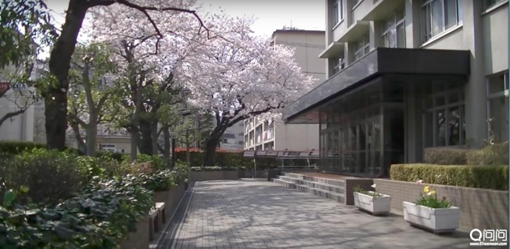 东京都明日香高中