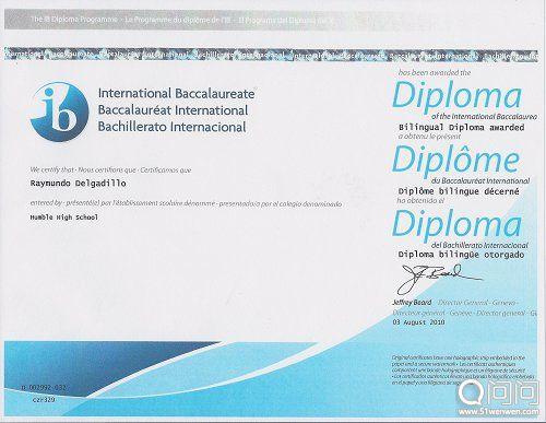 国际文凭(IB)