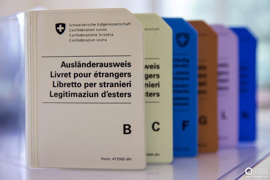 auslaenderausweis-schweiz-aufenthaltsbewilligung-B-C-L-kurzaufenthalt