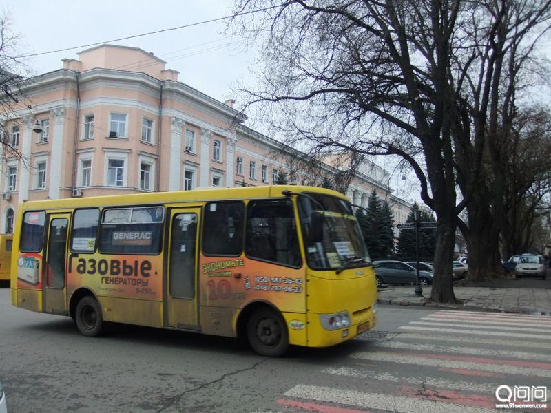 敖德萨小巴士