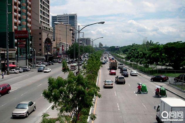 奎松市Katipunan Avenue学生住宿