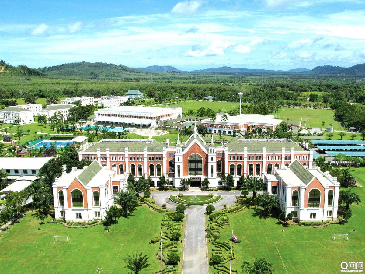 普吉岛英国国际学校(BISP)