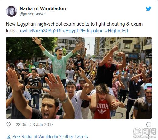 埃及大学防作弊