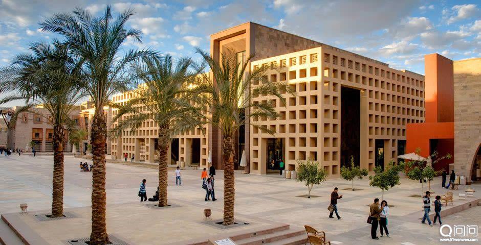 埃及开罗美国大学