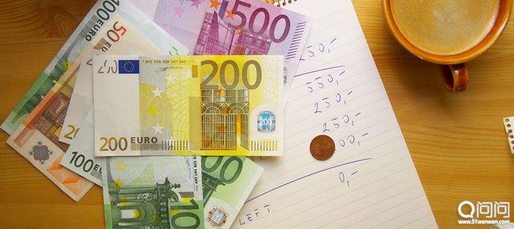 Costs-Geld-Kosten-Aufstellung