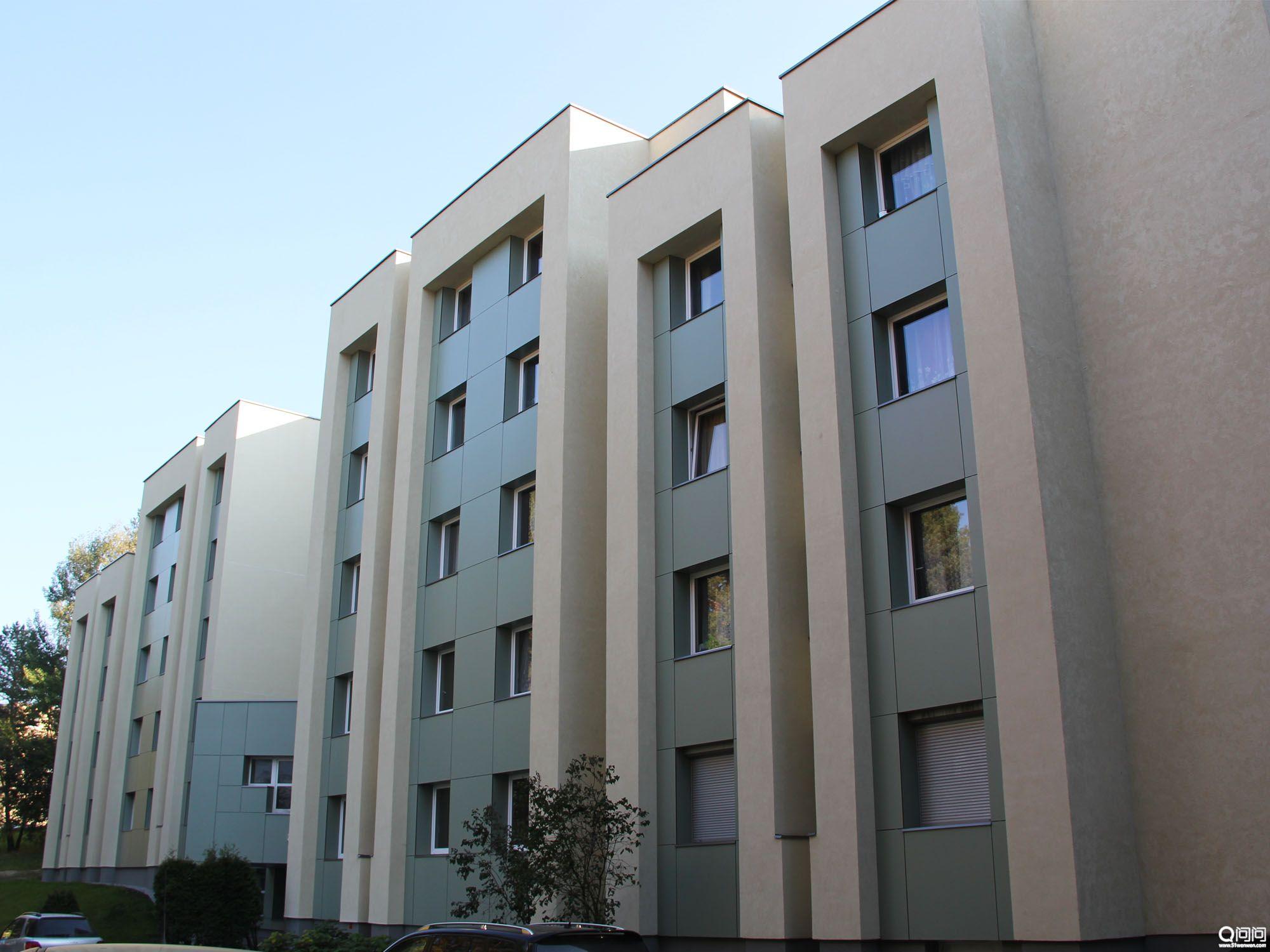 维尔纽斯格迪米纳斯技术大学的宿舍