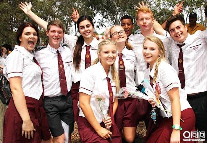 澳大利亚的高中